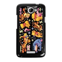 WINNIE THE POOH AND FRIENDS HTC One X Case Cover