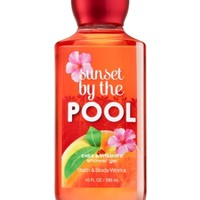 Shower Gel Sunset By The Pool