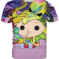 Stewie Tripping T-Shirt