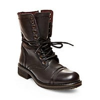 Steve Madden Troopa 2.0 Combat Boots- Free Shipping on all!