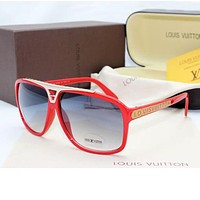 Louis Vuitton LV Woman Men Fashion Summer Sun Shades Eyeglasses Glasses Sunglasses