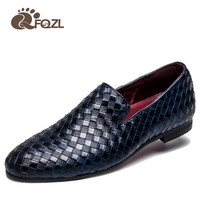 2016 Men Shoes luxury Brand Moccasin Leather Casual Driving Oxfords Shoes Men Loafers Moccasins Italian Shoes for Men size 38-48