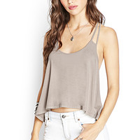 Strappy Knit Cami