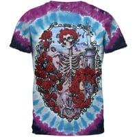 Grateful Dead - 30th Anniversary Tie Dye T-Shirt