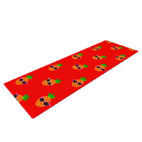 Sunny Sunglasses Pineapple Yoga Mat