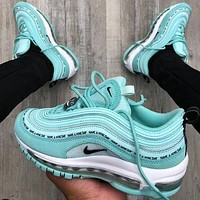 Nike Air Max 97 GS 'Have A Nike Day – Tropical Twist' Fashion Casual Sneakers Sport Shoes