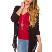 Kami Cardigan - Black