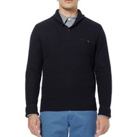 J.CrewWallace & Barnes Cable-Knit Wool Sweater MR PORTER
