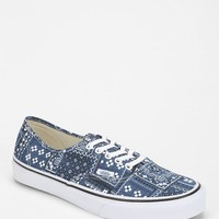 Vans Authentic Paisley Women's Low-Top Sneaker - Urban Outfitters