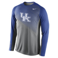 Nike Fearless Shootaround Long-Sleeve (Kentucky) Men's Basketball Shirt
