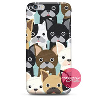 Cute Puppies iPhone Case 3, 4, 5, 6 Cover