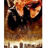The Mortal Instruments City of Bones Fashion Hard Back Cover Case Skin for Apple Iphone 4 4g 4s 4th Generation-i4tm1005