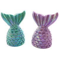 Mermaid Tail Scented Lip Gloss - Set of 2