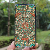 Mandala pattern ,iphone 4 case,iPhone4s case, iphone 5 case,iphone 5c case,Gift,Personalized,water proof