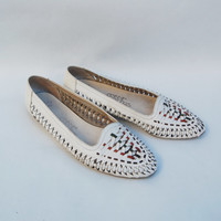 summer WOVEN leather sandals 10