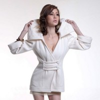 Special wool coat by lilleycouture on Sense of Fashion
