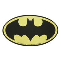 DC Comics Batman Logo Foil Sticker