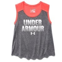 Under Armour Girls' UA Muscle Tank