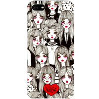 Ghost iPhone 5/5S Case