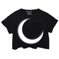 La Luna Crop Top [B]