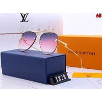 Louis Vuitton LV Fashion Woman Summer Sun Shades Eyeglasses Glasses Sunglasses 5#