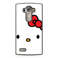 Cartoon Hello Kitty LG G4 Case