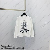 Louis Vuitton Vivienne Sweatshirt  011