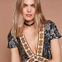 Free People Place To Be Bodysuit