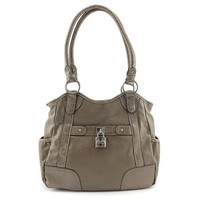 Rosetti Finders Keepers Four Poster Women Synthetic Shoulder Bag - Walmart.com
