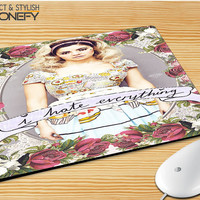 Marina And The Diamond Hate Everything Mousepad Mouse Pad iPhonefy