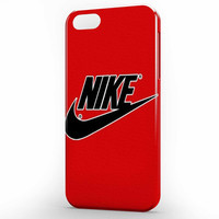 Nike Red iPhone 5 | 5s Case, 3d printed IPhone case