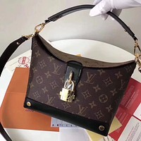 LV Louis Vuitton MONOGRAM BENTO BOX HANDBAG