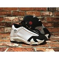 "Air Jordan 14 ""Black Toe\"