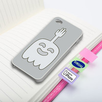 Regular Show High Five Ghost Phone Case for iPhone and Samsung Galaxy