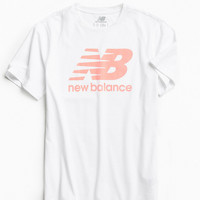 New Balance Logo Tee | Urban Outfitters