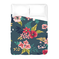 A bit Hawaiian Duvet Cover