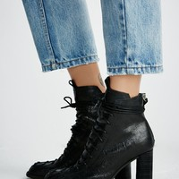 Free People Collectible Heel Boot