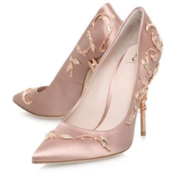 Cheap Ralph & Russo Eden Pumps 120 Pink for Women Online Sale : Order now with big discount & free delivery