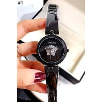Versace Tide Brand Women Simple And Versatile Fashion Quartz Watch