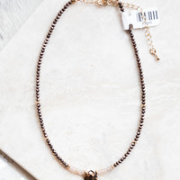 Bronze Beauty Choker