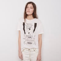 Graphic Boy Tee by R13