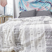 AEO APT Full/Queen Comforter Set, White