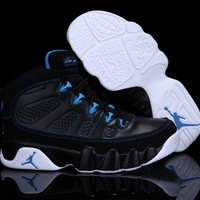 Nike Jordan Kids Air Jordan 9 Retro 302370-102 Kids Sneaker Shoe US 11C - 3Y