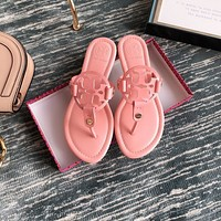 TORY BURCH[tb] 2020 classics Slippers sandals