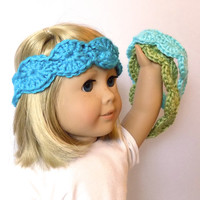 Doll Headband Set 18 Inch Doll Accessories