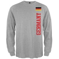 World Cup Germany Men's Long Sleeve T-Shirt