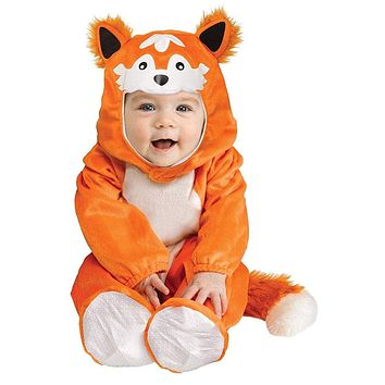 Baby Fox Baby Infant Costume Small 6 Months - 12 Months
