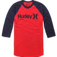 Hurley One & Only Raglan Tee at PacSun.com
