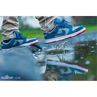 Nike Dunk Low Pro Sb Denim 304292 441 Size 36 45 | Best Deal Online