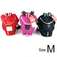 Medium Dog Backpack with Leash-Colors Blue